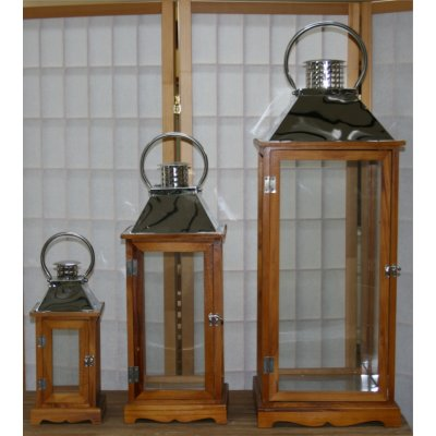 lanterna Raipur legno...