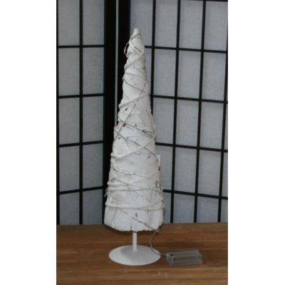 albero Natale con luci