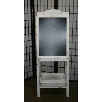 lavagna porta oggetti colore bianca