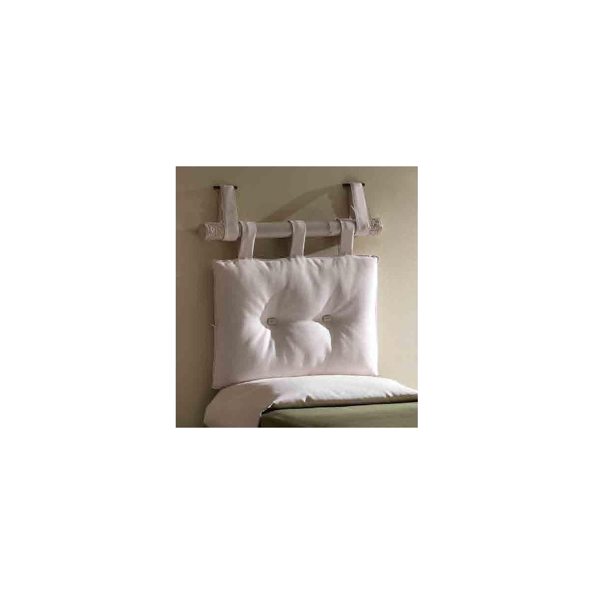 cuscino 55 per testiera canna letto singolo