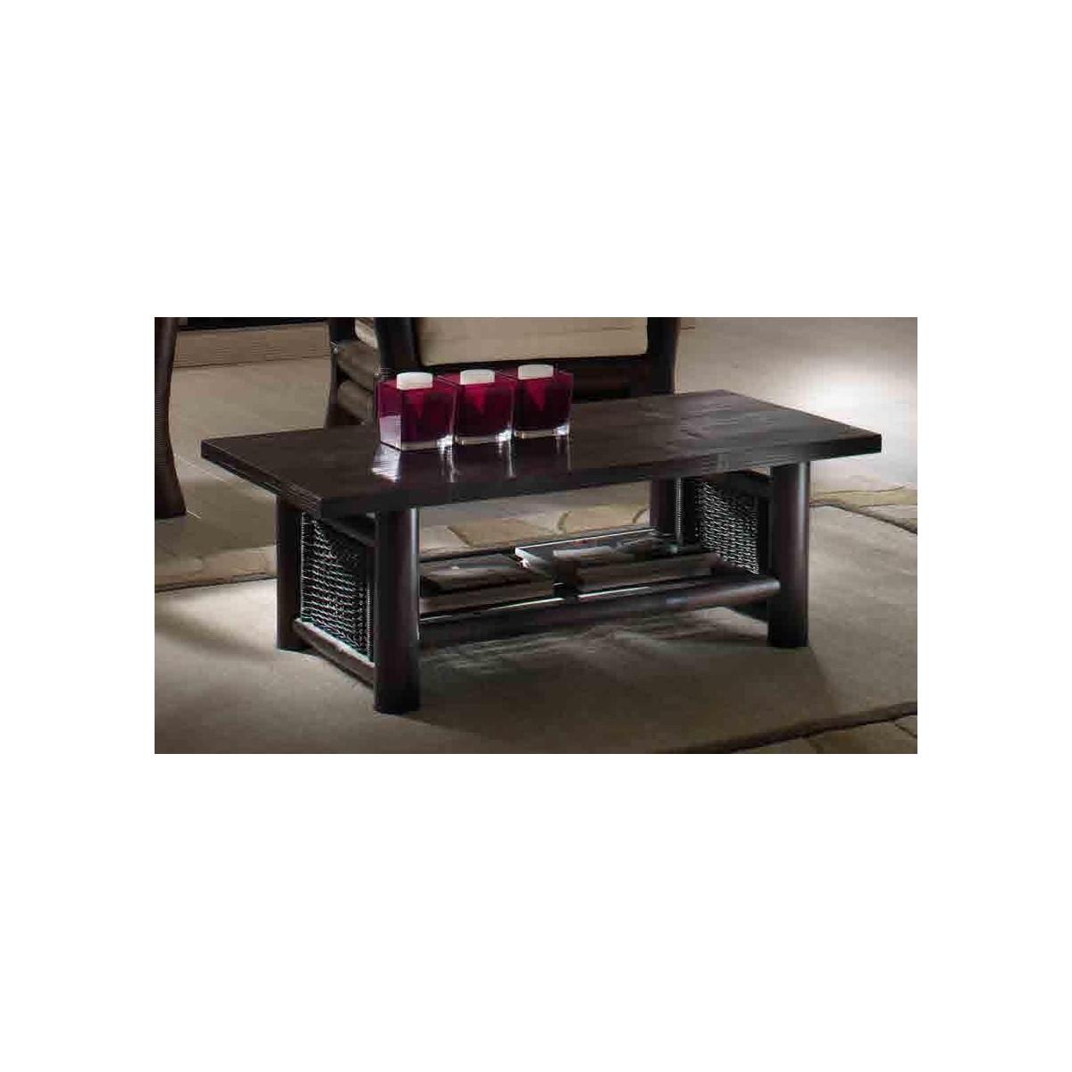 tavolino Osaka nero