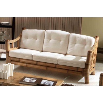 divano Kona 3 posti, tessuto import