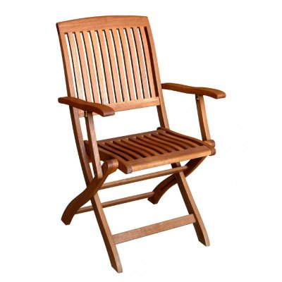 sedia Tahiti con braccioli...