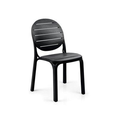 sedia Erica colore antracite