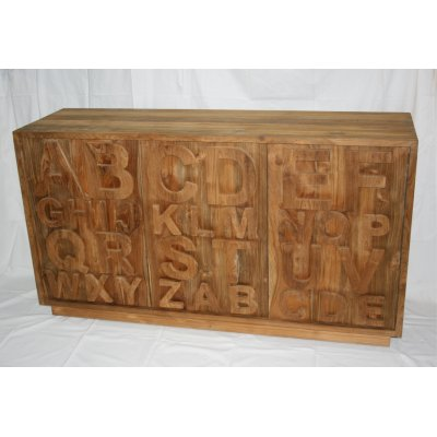 credenza Letters