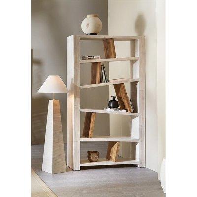 libreria Miring decapata bianca
