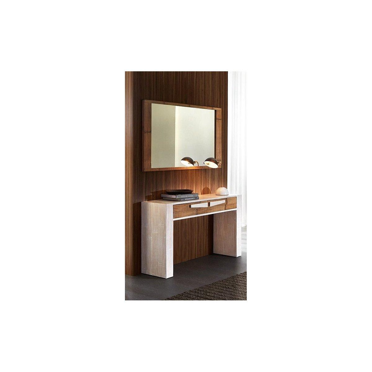 consolle e specchio Miring