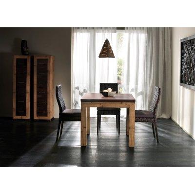 tavolo Hotel 90 raddoppiabile, sedia catalina