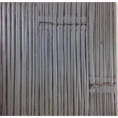 esempio di pannello in crash bambù grey