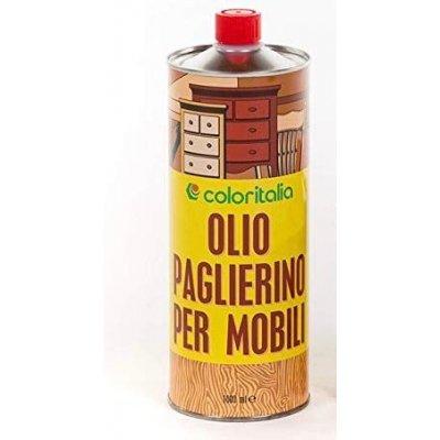 olio paglierino per mobili