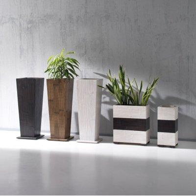 vaso grande e piccolo serie Onigiri, vasi serie Essential