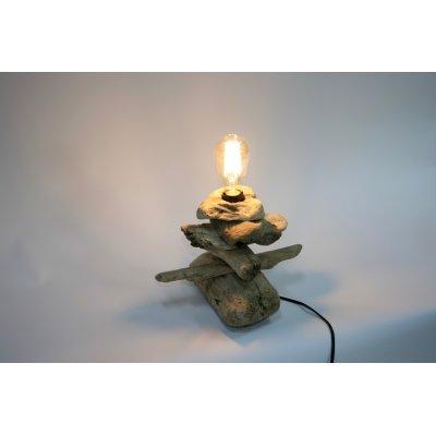 lampada Legno Mare Piccola