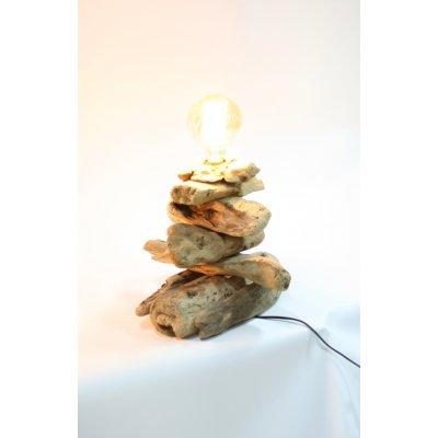 lampada Legno Mare Media