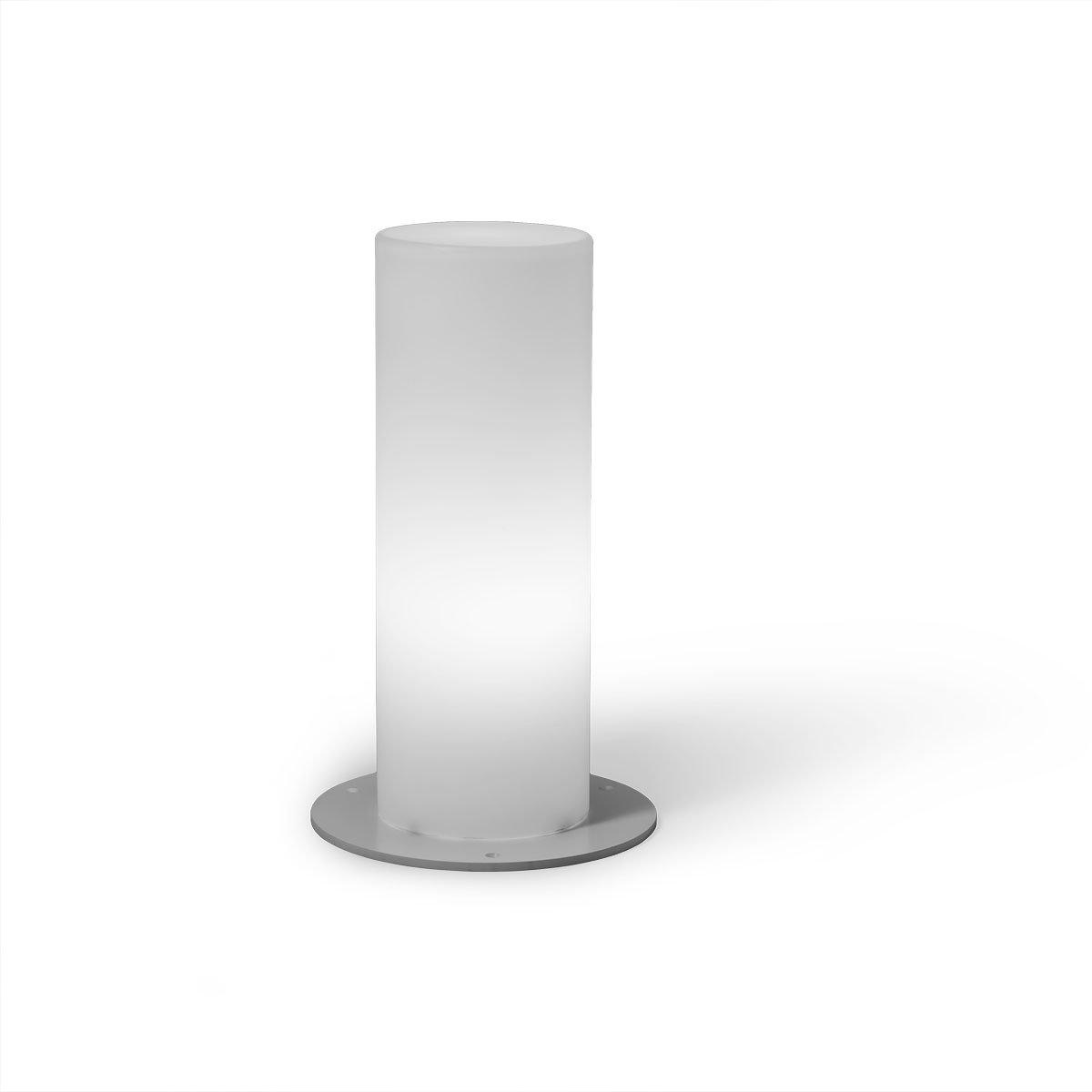 colonna Vertigo outdoor 55 con base metallica