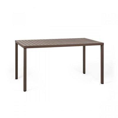 tavolo Cube 140x80 tortora