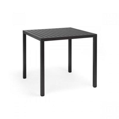 tavolo cube 80 antracite