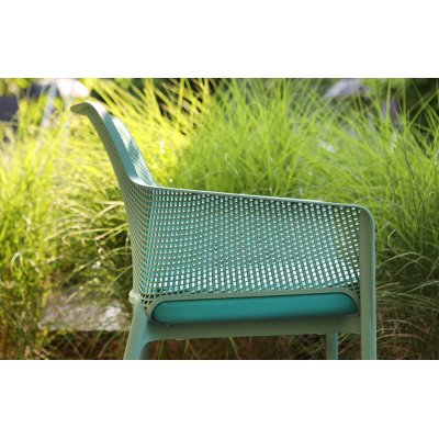 particolare divanetto Net Bench salice