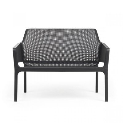 divanetto Net Bench tortora