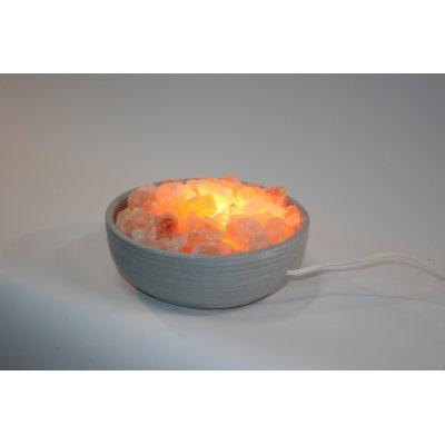 lampada sale Braciere in Ceramica
