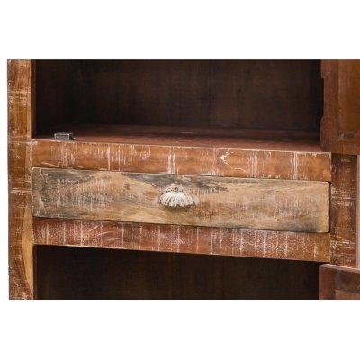 cabinet due sportelli un cassetto - particolare