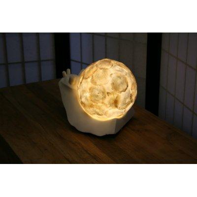lampada Lumaca