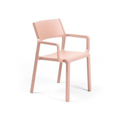 poltroncina trill Armchair colore rosa bouchet