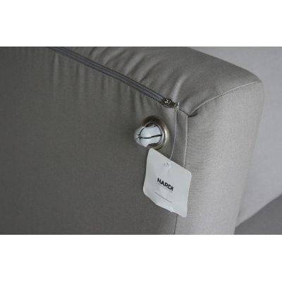 ferma cuscino alla base della seduta Komodo