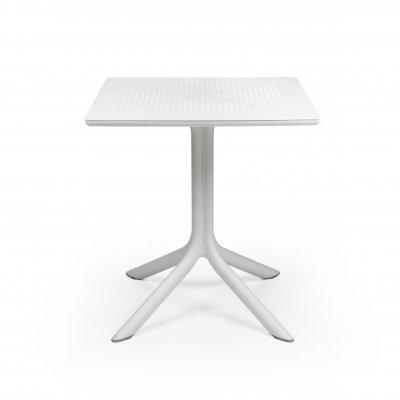 Tavolino Clip 70 colore bianco