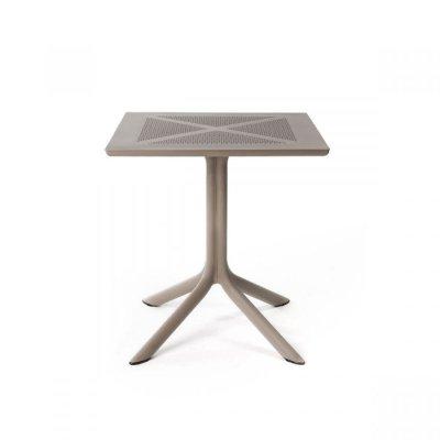 tavolino Clipx colore tortora