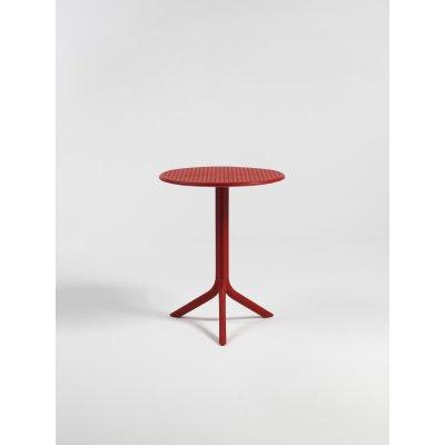 tavolino Step colore rosso