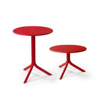 tavolini Step colore rosso