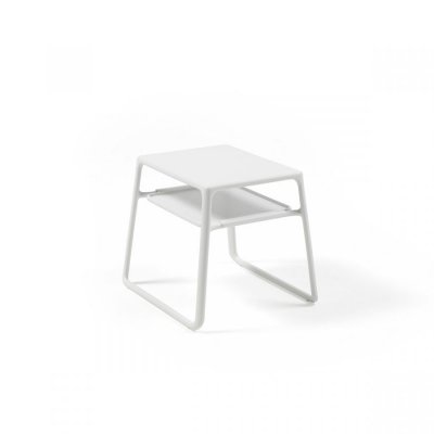 tavolino Pop colore bianco