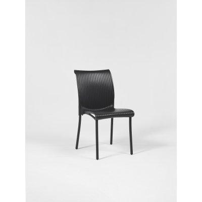sedia Regina colore antracite
