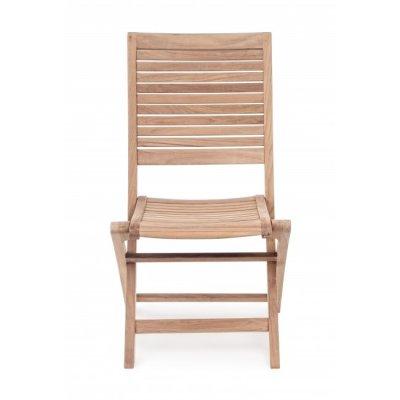sedia Bali senza bracciolo