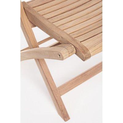 articolare sedia Bali senza bracciolo