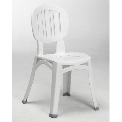 sedia Elba colore bianco