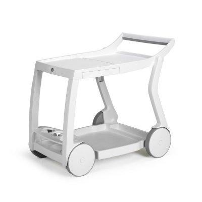 carrello Galileo bianco