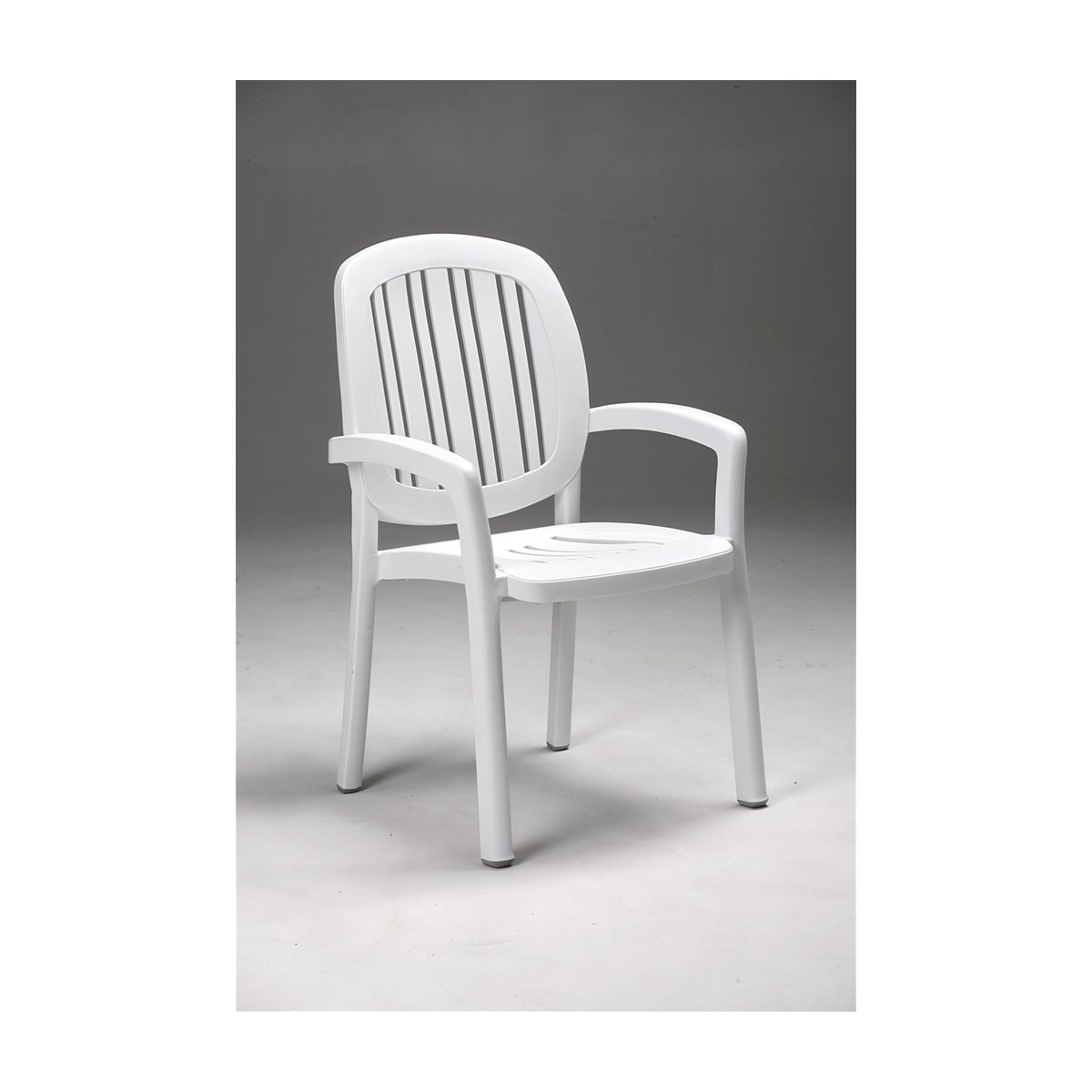 poltroncina Ponza colore bianco