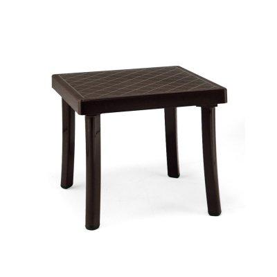tavolino Rodi colore caffè