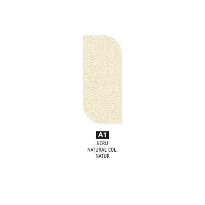 tessuto acrilico 350 gr Ecru cod A1