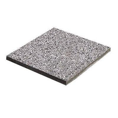 piastra in cemento e graniglia