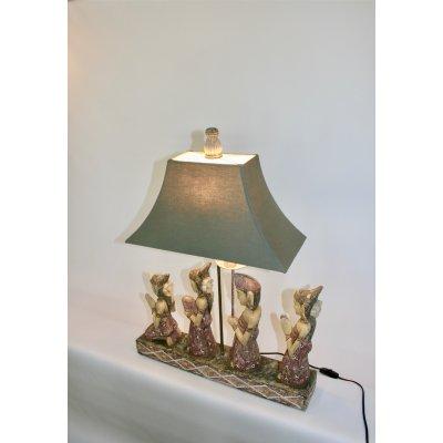 lampada balinese