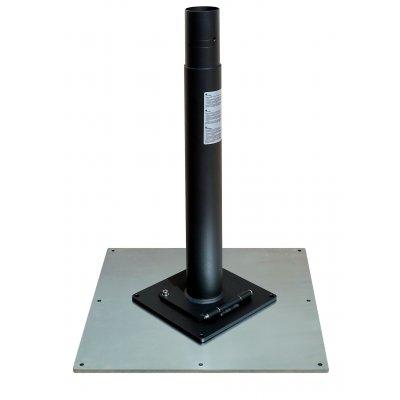 particolare base su contropiastra per ombrellone Capri Starwhite  codice CPBF6565Z