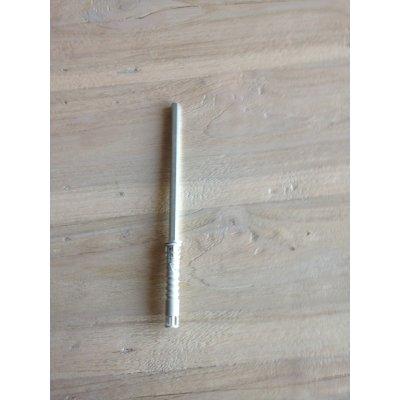 fisher in dotazione per fissaggio mensole al muro, foro sul muro da mm 12 profondità mm 72 profondità foro lato mensola cm 15