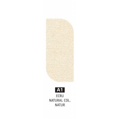tessuto acrilico Ecru A1 - peso 350 grammi al metro quadrato
