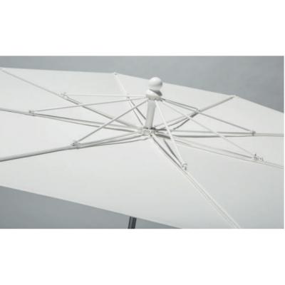 particolare parte superiore dell'ombrellone a palo centrale Revo
