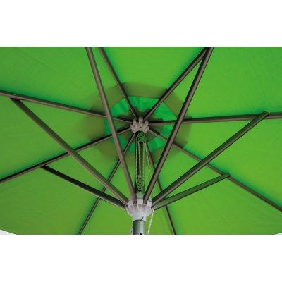 particolare ombrellone a palo centrale Marina diametro mt 3