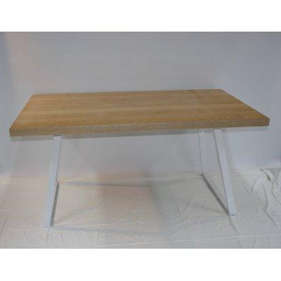 tavolo Blanche in rovere sbiancato
