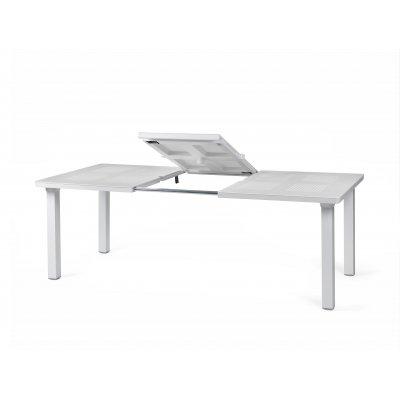 tavolo Levante sistema di apertura ed applicazione della prolunga