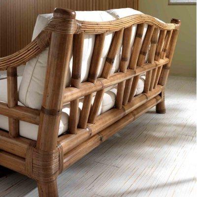 particolare divano Kona